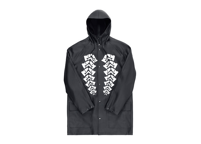 5 Rain Coat $199