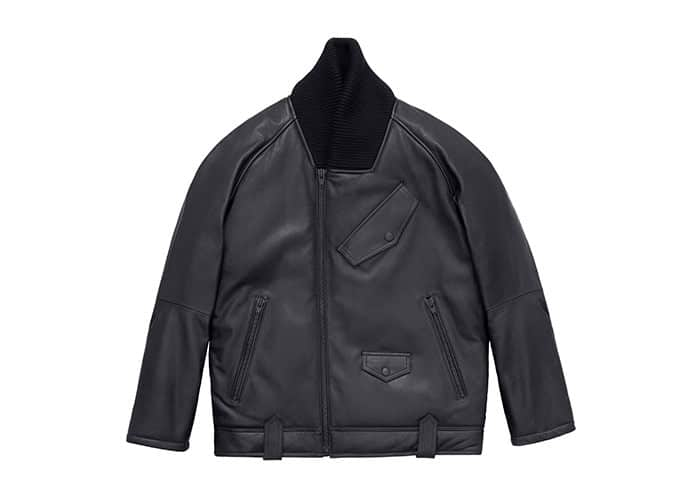 Alexander Wang for H&M Leather Jacket.