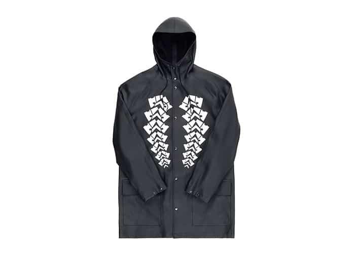 Alexander Wang for H&M Rain Coat