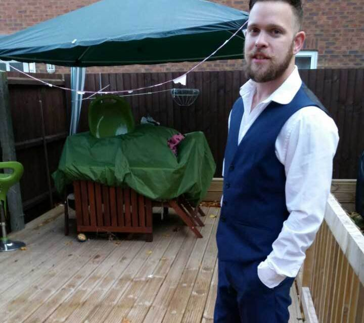 Cerebral Palsy – Why I Wear Baggy Shirts
