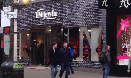 T.M. Lewin Opens A New Store on Oxford Street