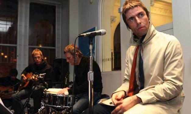 Pretty Green – Why Liam Gallagher Is Sitting Pretty