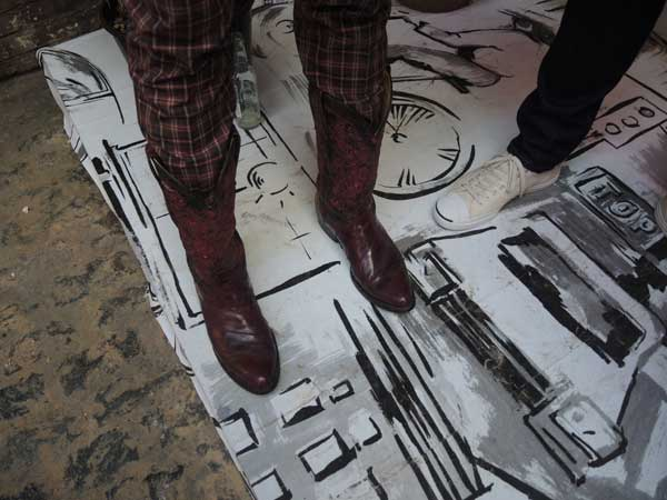 Cowboy boots for men 2015 (1)