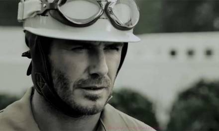 David Beckham – The Face of Jaguar in China