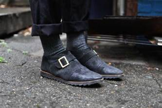 Monk strap shoes menstylefashion (1)