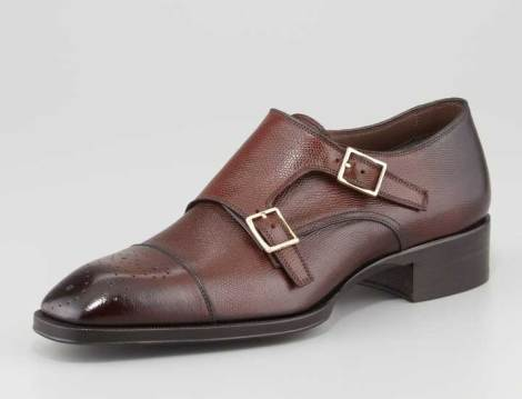 Monk strap shoes menstylefashion (2)