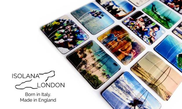 Isolana London – Customisable Luxury Leather Wallets Kickstarter