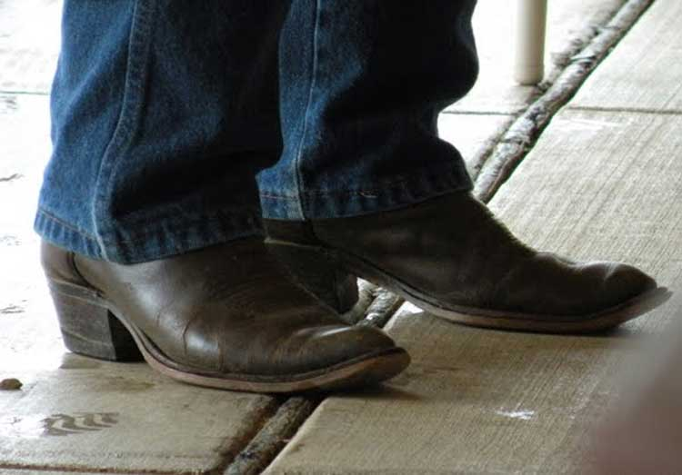 Cowboy Boots , Style Tips For The Brave Hearts , Men Style