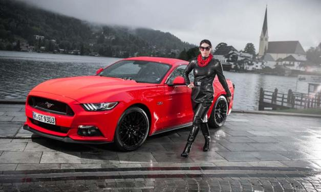 Ford Mustang Car Review – Can Europe Handle The Power?