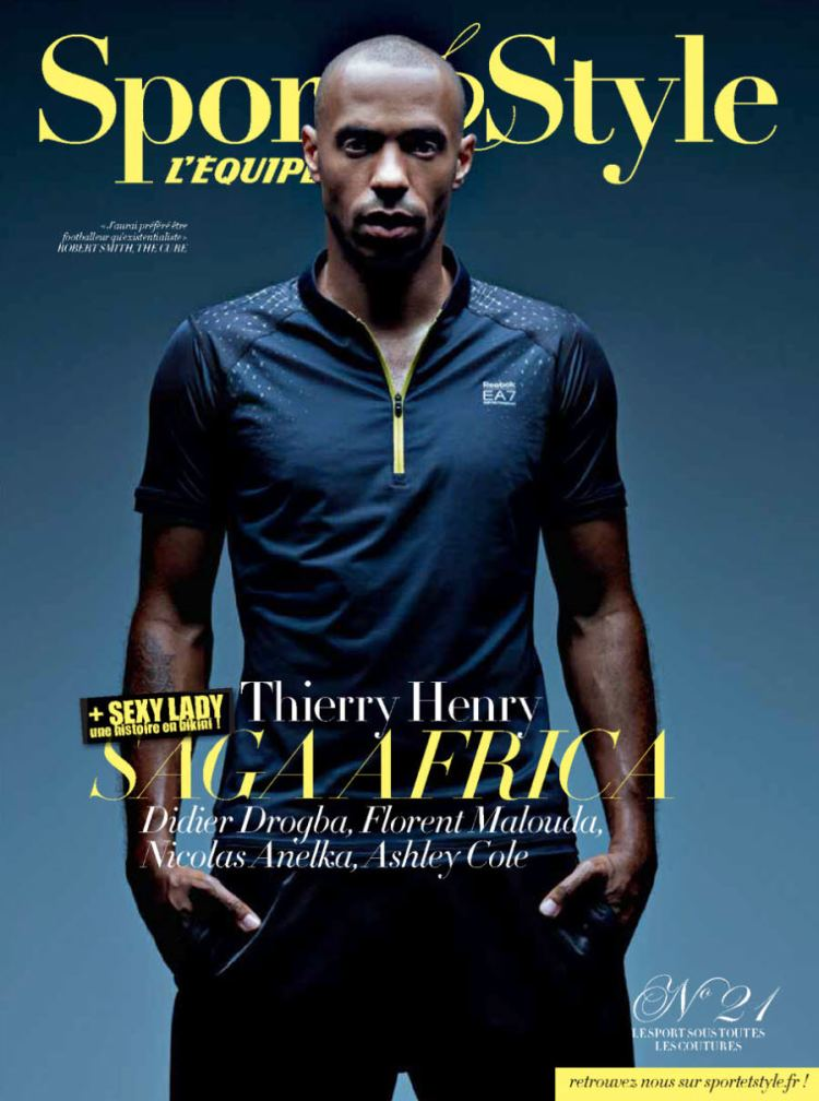 thierry henry lequipe