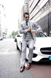 David-Gandy-LCM-2015-Linen-Suit-Marks-and-Spencer