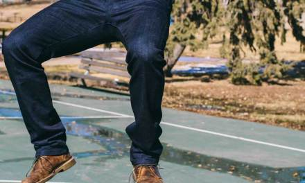 Revolutionary Active Denim – Engineered For Comfort