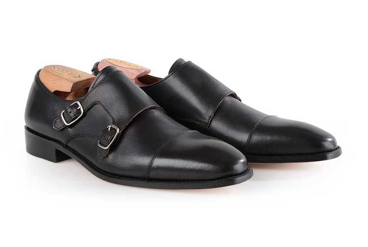 Double Monk Strap Shoes – The Dressiest Of All Men's Shoes