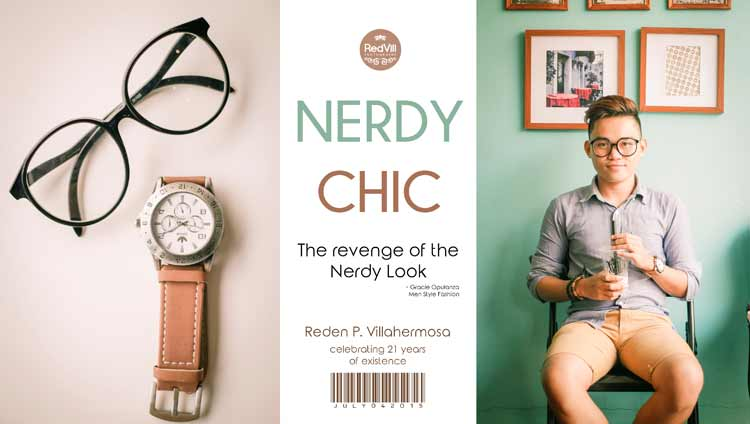 Nerdy Chic – MenStyleFashion Reader Shares His Style