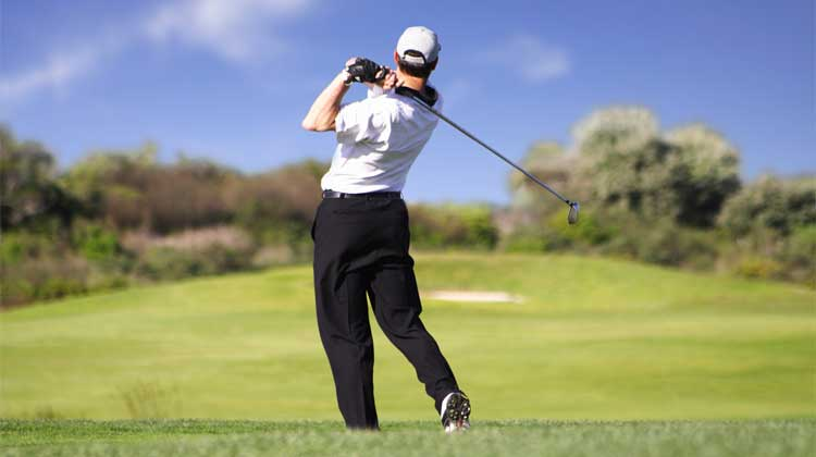 5 Techniques For A Better Golf Swing
