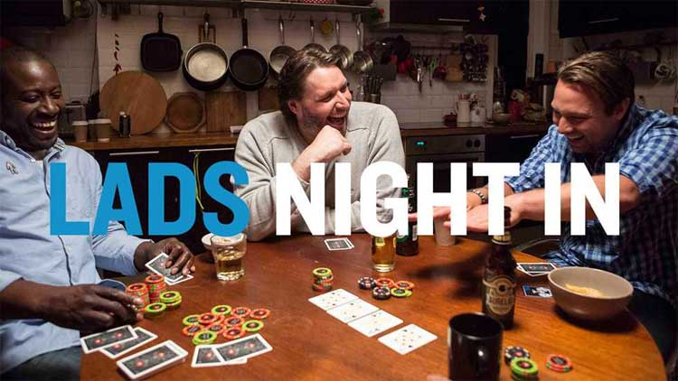 The Ultimate Lads Night In – How to be the Host with the Most