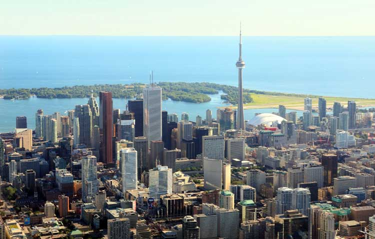 Toronto's Five Trending Tourism Attractions