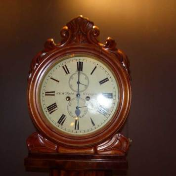 Hotel-Des-Indes-The-Hague-MenStyleFashion---antique-clock