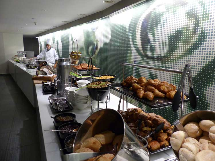 HotelBloom Brussels breakfast menstylefashion review 2015 (2)