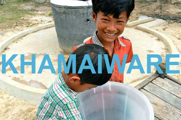 KhamaiWare Shoes – Funding Clean Water In Cambodia – Kickstarter