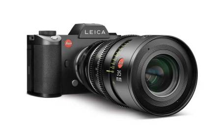 Leica SL – Mirrorless System Camera Sets New standard