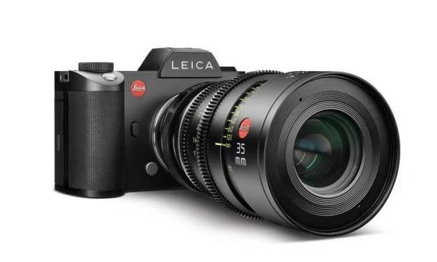 Leica SL – Mirrorless System Camera Sets New standard
