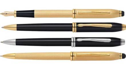 Introducing Townsend Stylus Collection From Cross