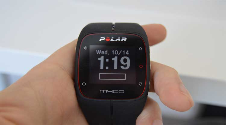 Polar M400 Fitness Watch – Review