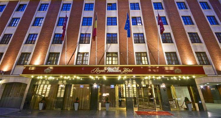 Royal Windsor Hotel Grand Place Brussels