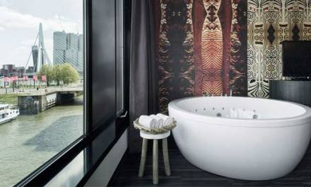 Mainport Design Hotel Rotterdam – Spa With A View