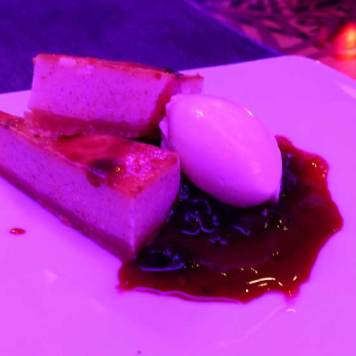Mixed desserts