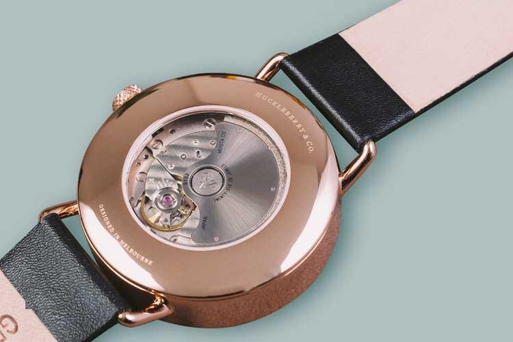 Automatic Bauhaus Watches By Huckleberry & Co – Kickstarter
