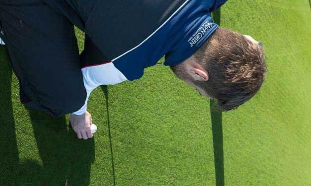 The London Golf Club – Galvin Green & Dom Reilly Mansbag