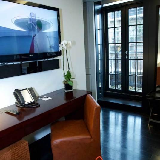 Desk - Mayfair Penthouse