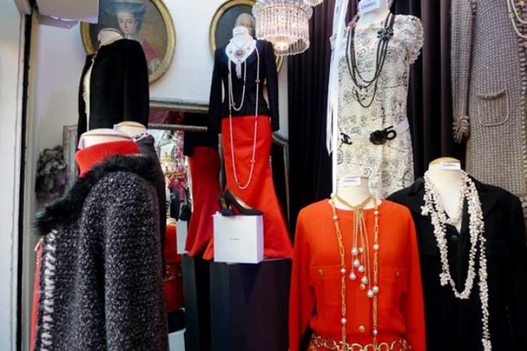 Vintage Chanel & Dior in Serpette