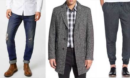 Five Styles Tips For Men In 2016