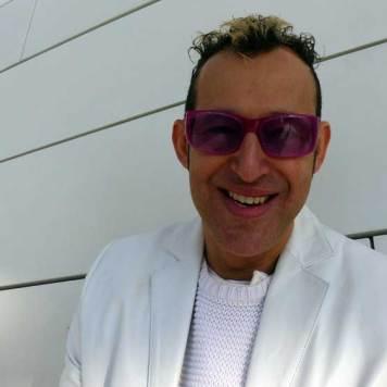 Karim Rashid - Industrial Designer MenStyleFashion 2016