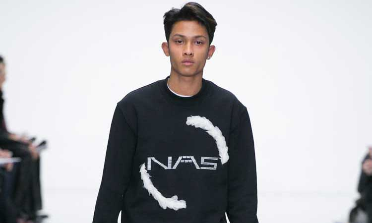 Nasir Mazhar Autumn/Winter 2016 – Black Is Black