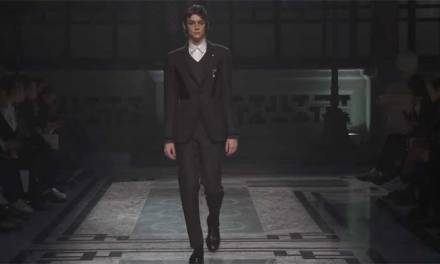Alexander McQueen Men's Autumn Winter 2016 Runway