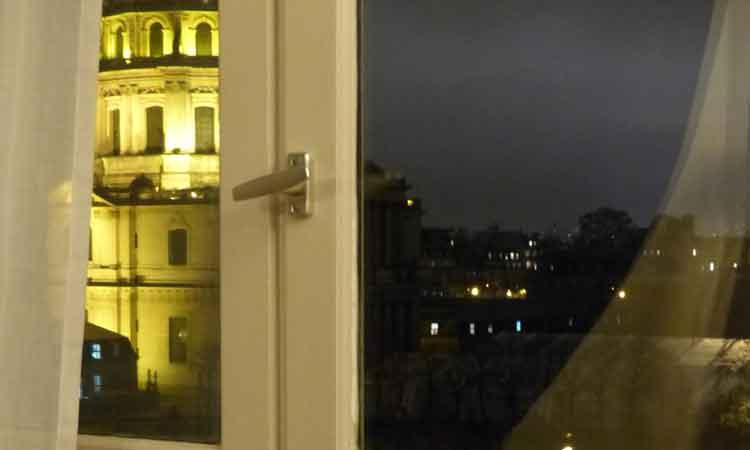 Hotel De France Invalides - A View Of The Golden Dome Paris Gracie Opulanza (2)