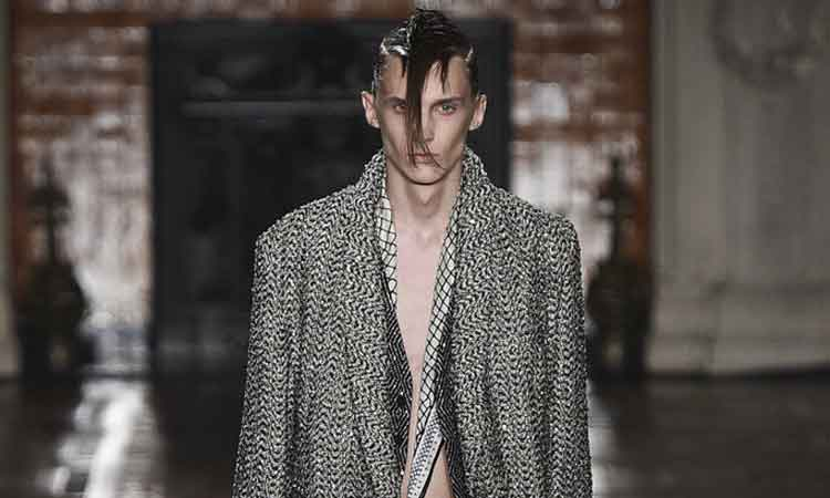 Haider Ackermann – The Dark Side Of Fashion
