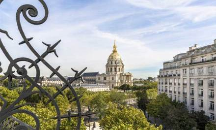 Hotel De France Invalides Paris – A View Of The Golden Dome