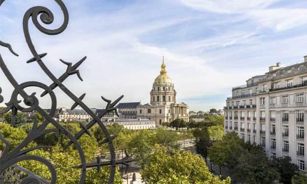 Hotel De France Invalides Paris – A View Of The Golden Dome