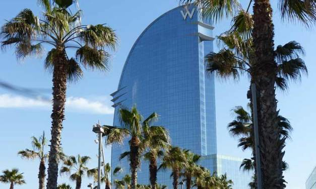 W Barcelona Hotel – Exclusive Party Hotel With Sea and City Views