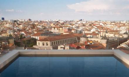 Dear Hotel Madrid – 360 Degree Rooftop Views