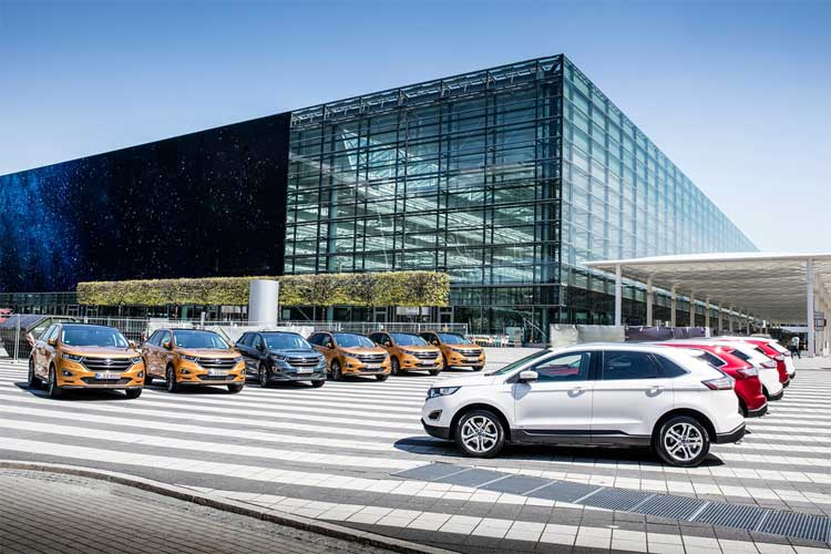 ford-edge-press-trip-munich-airport