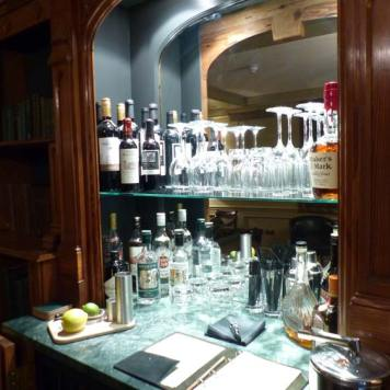 Batty Langley's Hotel Liverpool Street London MenStyleFashion Bar