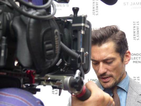 David Gandy Male Model 2016 Shots by Gracie Opulanza (3)