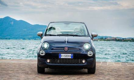 FIAT 500 Riva – A Collaboration Between Two Italian Icons