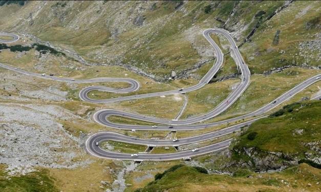 Europe's Greatest Driving Roads